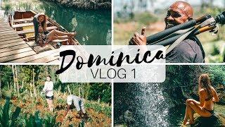 In 3 Sekunden am Meer   DOMINICA TRAVEL VLOG #1   Lilies Diary