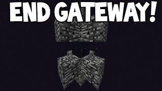Minecraft 1.9 Snapshot! - THE END GATEWAY + More GAMEPLAY!