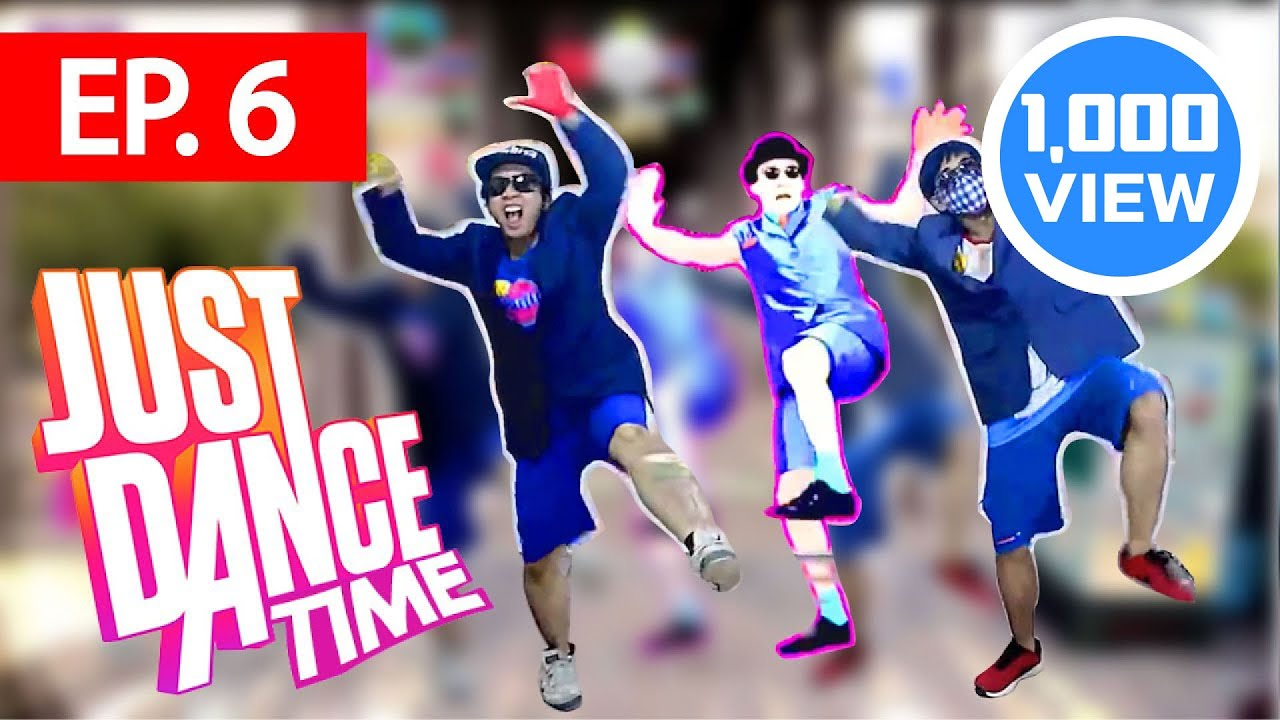 ⭐Just Dance Time⭐ EP.6 GENTLEMAN - PSY (ไทย)(Just Dance Now)(Thai) feat.Tcob CH.
