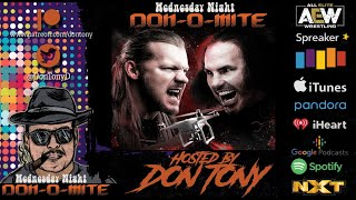 Ep 27 Wednesday Night Don-O-Mite 03/25/20 AEW Dynamite + NXT Recaps, Brodie Lee Mocks Vince McMahon