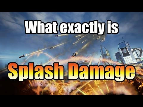 What exactly is Splash Damage?
