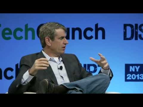Fireside Chat With Bill Gurley (Benchmark) | Disrupt NY 2013