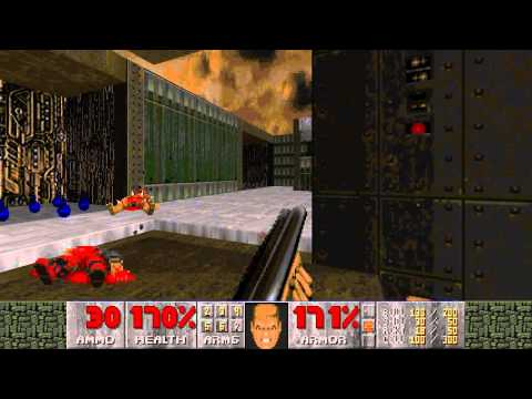 Master Levels For Doom II - The Catwalk (Catwalk.wad) |