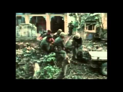 The Battles of Lang Vei, Khe Sanh and Hué documentary