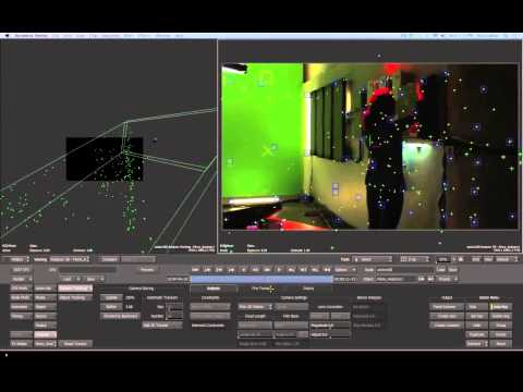 3D Tracking in Smoke 2015 - Autodesk