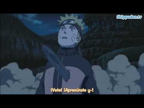 La Verdadera Muerte De Naruto Shippuden Completo En Español