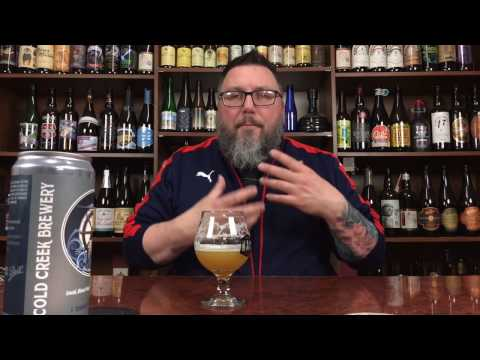Massive Beer Reviews 978 Cold Creek Brewing Layla New England Style Imperial IPA