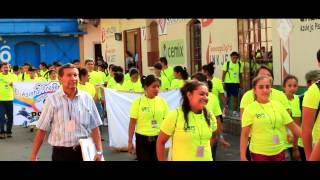 "Festival de futbol calle ""Goles por la vida"" 2014 Retalhuleu"