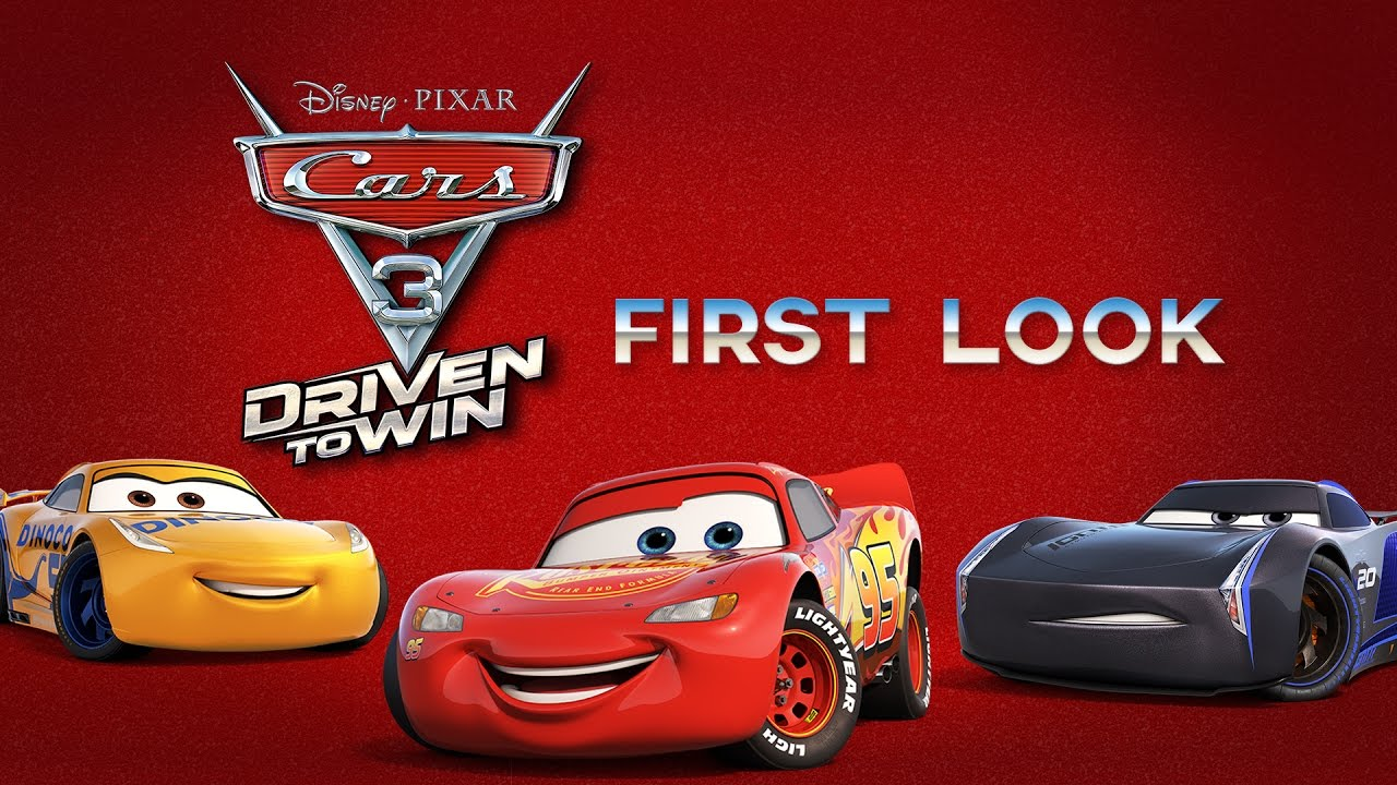 Cars 3 Driven To Win First Look Youtube