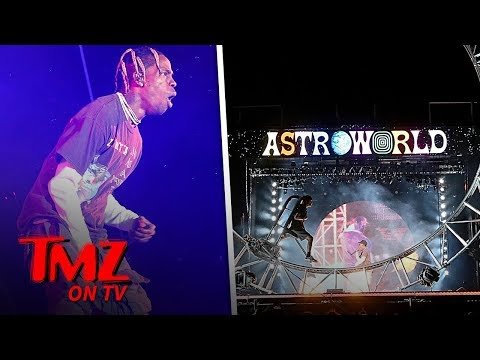 Travis Scott Is All About Business | TMZ TV
