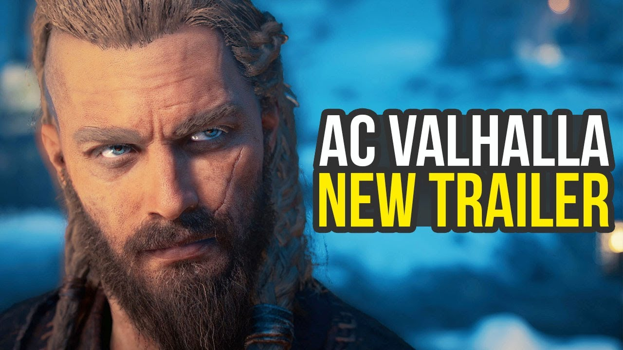 Assassin's Creed Valhalla Trailer - Story Of Eivor & Hidden Ones (AC Valhalla Trailer)