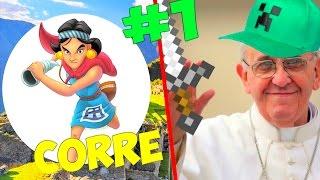 MOMENTOS DIVERTIDOS #1 | CORRE CHASKI CORRE