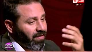 بالفيديو| حازم إمام: «مرتضى منصور اعتذرلي.. ولا خصومة معه»