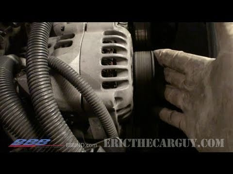 Diagnosing Alternator Problems EricTheCarGuy YouTube