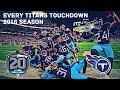 Every Tennessee Titans Touchdown 2018 Season