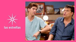 40 y 20: ¡Paco y Fran regresan con nuevas y alocadas aventuras! | Este viernes #ConlasEstrellas