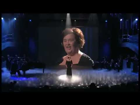 Susan Boyle &  Nat King Cole   When I fall in love
