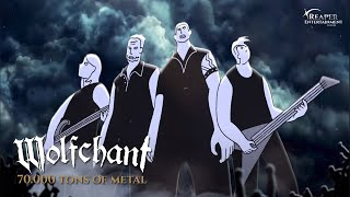 WOLFCHANT - 70000 Tons Of Metal (OFFICIAL VIDEO)