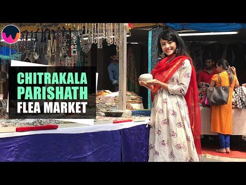 Karnataka Chitrakala Parishath Flea Market | Exhibition In Bangalore