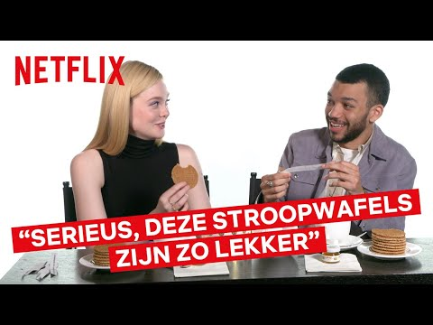 Theeleuten met Elle Fanning & Justice Smith | All The Bright Places | Netflix