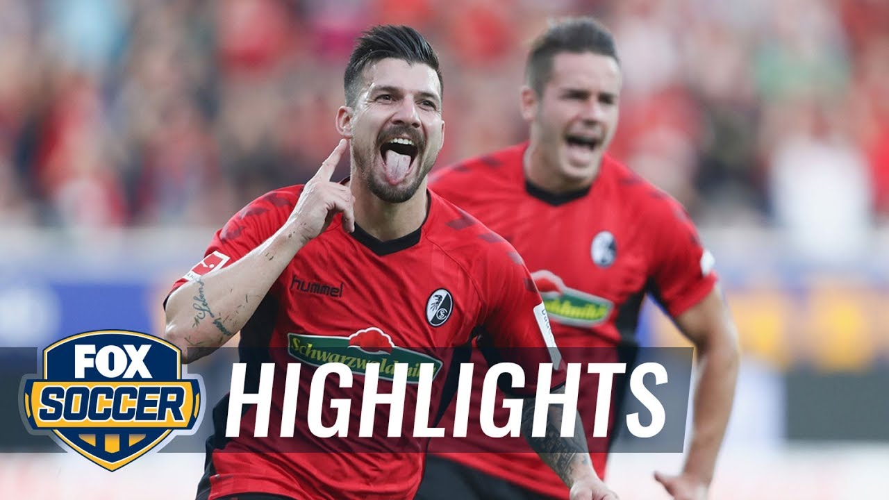 SC Freiburg vs. VfB Stuttgart | 2018-19 Bundesliga Highlights