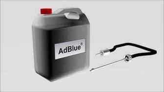 AdBlue®-Einwegbefüllschlauch - OM Operating Manual 01 - German