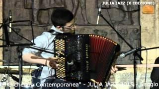 Julia Jazz 2015 - gruppo (R.Ruggieri) -  Tango Italiano