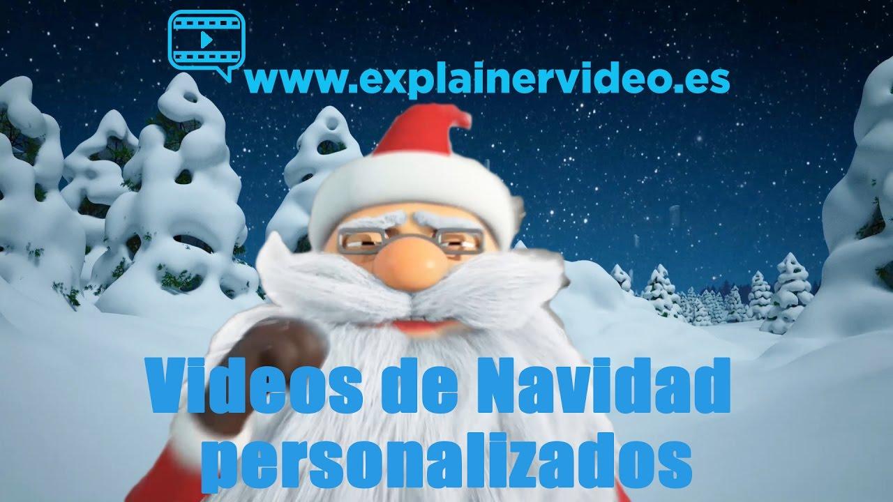 Videos felicitacion de navidad
