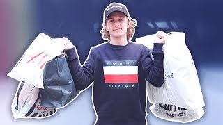 HUGE BACK TO SCHOOL SHOPPING HAUL W/ CONNOR!