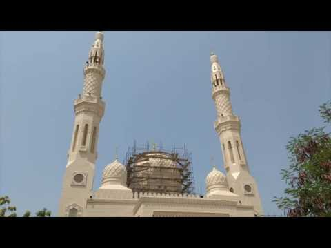 Dubai pt4 (Jumeirah Mosque, Mall of Emirates, Atlantis, Saffron)