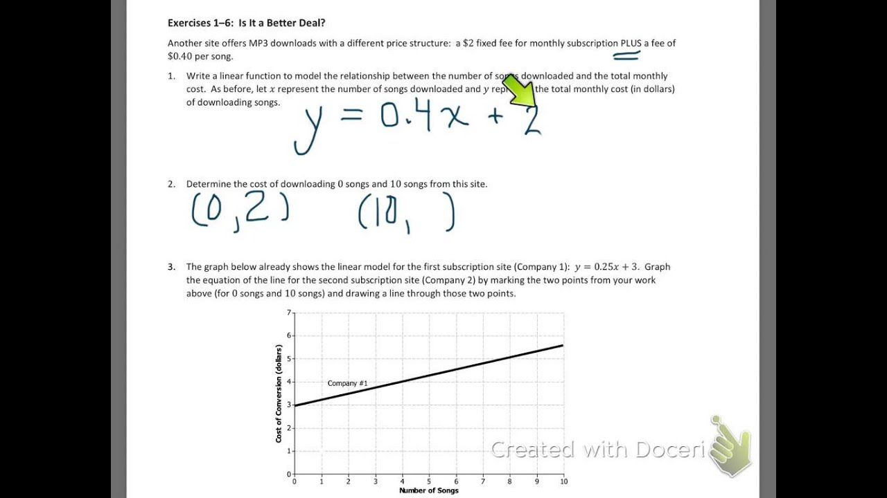 small resolution of Grade 8 Math Module 6 Lesson 2 - YouTube
