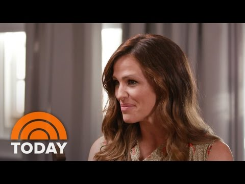 Jennifer Garner: 'Nine Lives' Teaches That Family Time Is Precious | TODAY