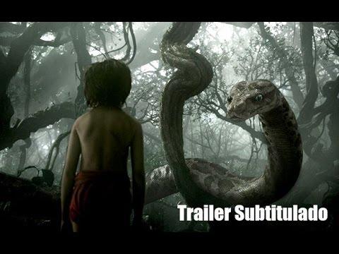El Libro De La Selva - Teaser Trailer 2016 Subtitulado The Jungle Book