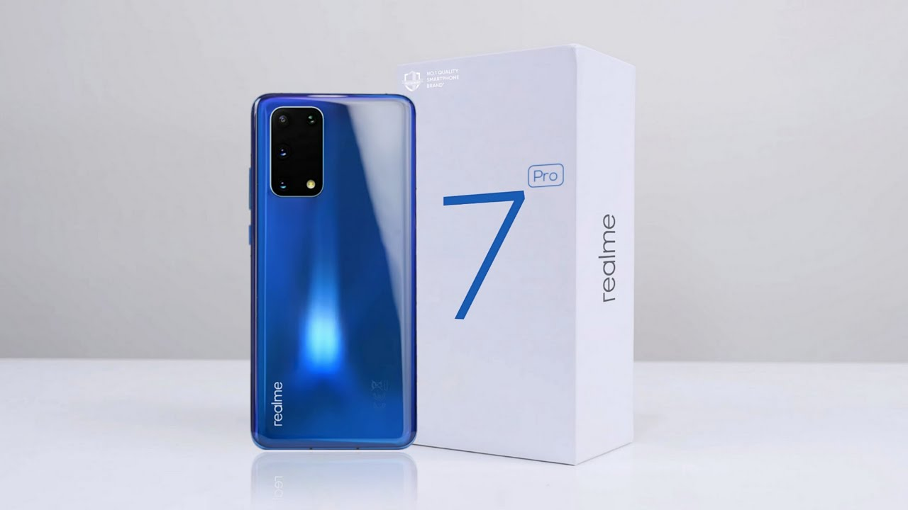 Realme 7 Pro 5G - Latest Update, India Price, Specification, Release Date