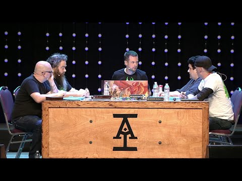 Acquisitions Incorporated  PAX East 2016 D&D Game