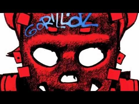 Gorillaz - Rhinestone eyes (Hooky dubstep Remix)