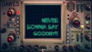 Dawes - Never Gonna Say Goodbye (Lyric Video)