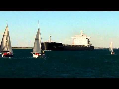 Port Adelaide Shipping _ (579) Kapetan Trader
