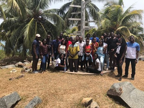 Ashesi College Vlogs #005: A Trip To Cape Three Points