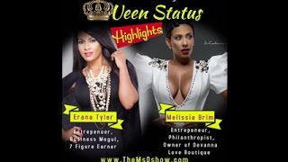 jamie and erana tyler highlights of the ms o show 2017 with erana tyler and melissia brim