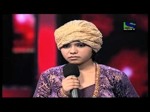 Seema Jha's unruffled performance on Ae Dile Nadan X Factor India  Episode 28  19th Aug 2011
