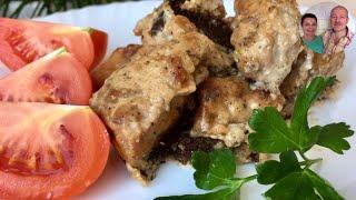 Мясо с необычным вкусом! | Мясо по-альпийски!
