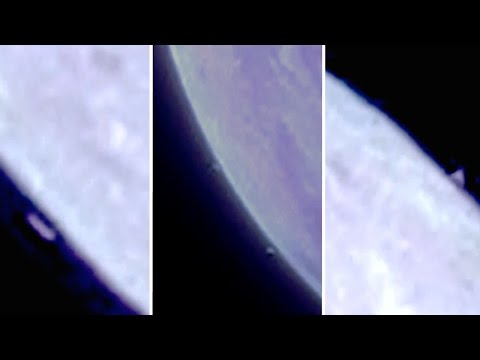 Strange UFOs and Anomalies During Supermoon (Lunar Eclipse) in 2015 - FindingUFO
