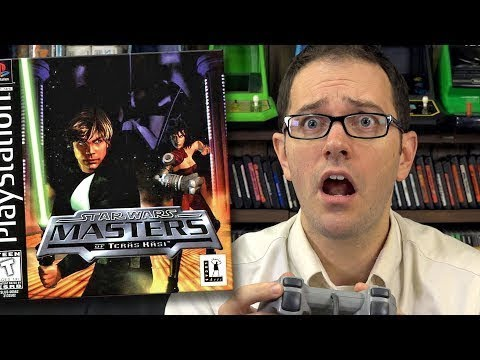 AVGN — Star Wars: Masters of Teras Kasi — Rus-Reploid