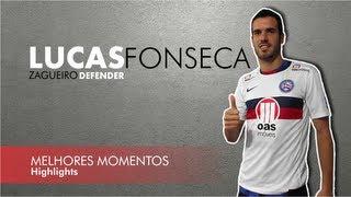 LUCAS FONSECA - Zagueiro / Defender (2013)