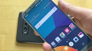 LG G6 unboxing and first impressions