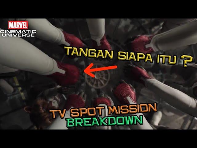 "Tangan Siapa Hayooo ? | TV Spot ""Mission"" Avengers Endgame Breakdown"
