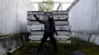 Industrial dance tutorial ☣ Xanthrax ☣