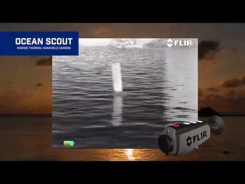 FLIR Ocean Scout Handheld Thermal Camera
