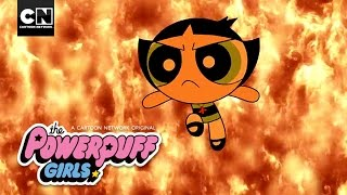 Fire And Water | Powerpuff Girls | Cartoon Network